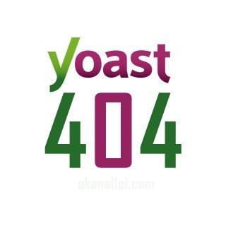 Yoast Sitemap 404 Hatası