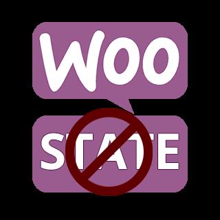 Wordpress WooCommerce State Alanını Silmek